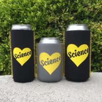 science drinkwear koozie