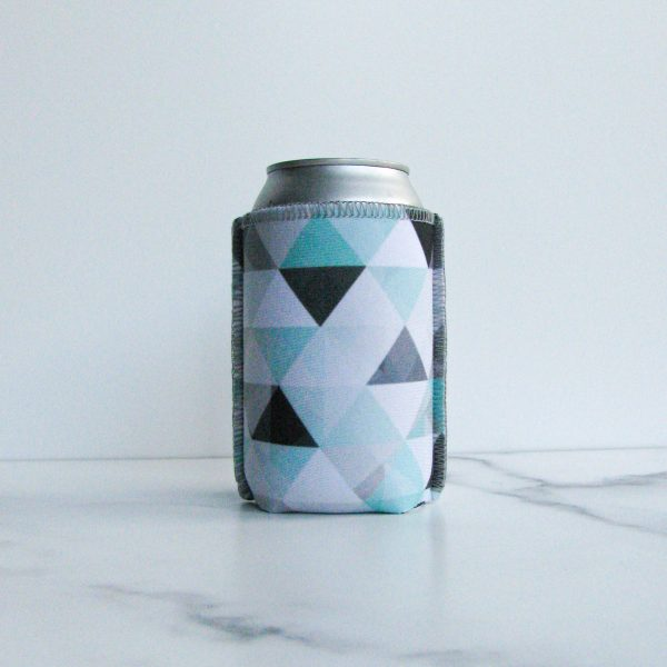 teal prism double-layer drinkwear