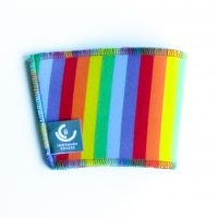 Rainbow Double-Layer Cup Sleeve