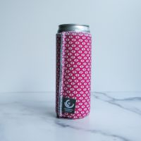 upcycled drinkwear pink