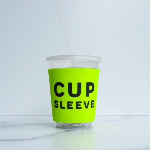to go small cup sleeve