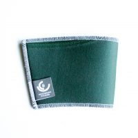 Green athletic cup sleeve