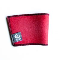 Red & Black cup sleeve