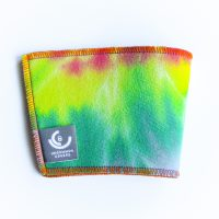 Tie-dyed cup sleeve