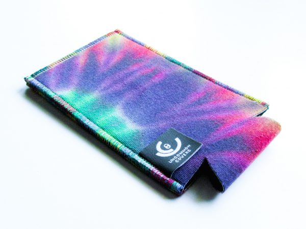 Upcycled Tie-Dyed