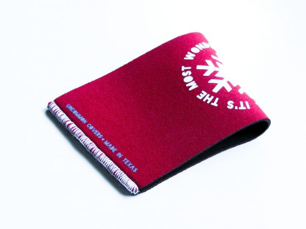 Wonderful Time Red Cup Sleeve