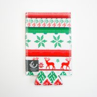Holiday sweater tall boy
